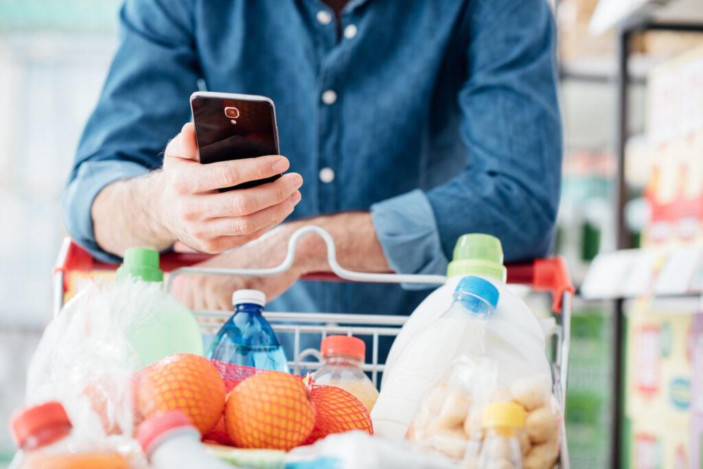 Transparantie supermarkt consument